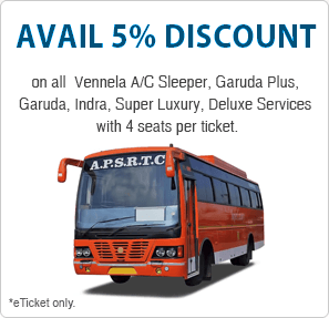 APSRTC bus booking
